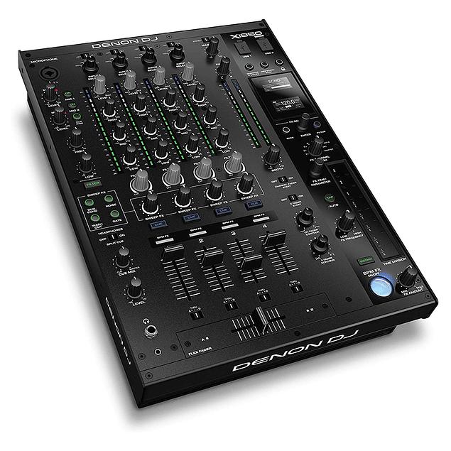 Cabina Completa Denon DJ SC6000 + X1850 Prime