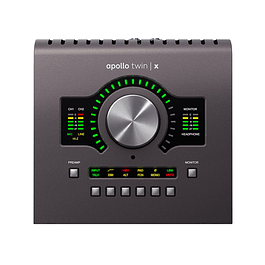 Universal Audio Apollo Twin X Duo Interfaz De Audio Thunderbolt