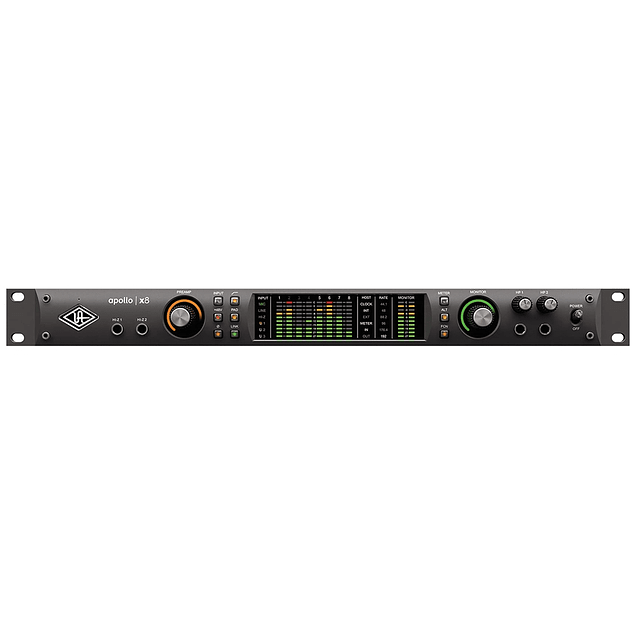 Universal Audio Apollo X8 Interfaz De Audio Thunderbolt
