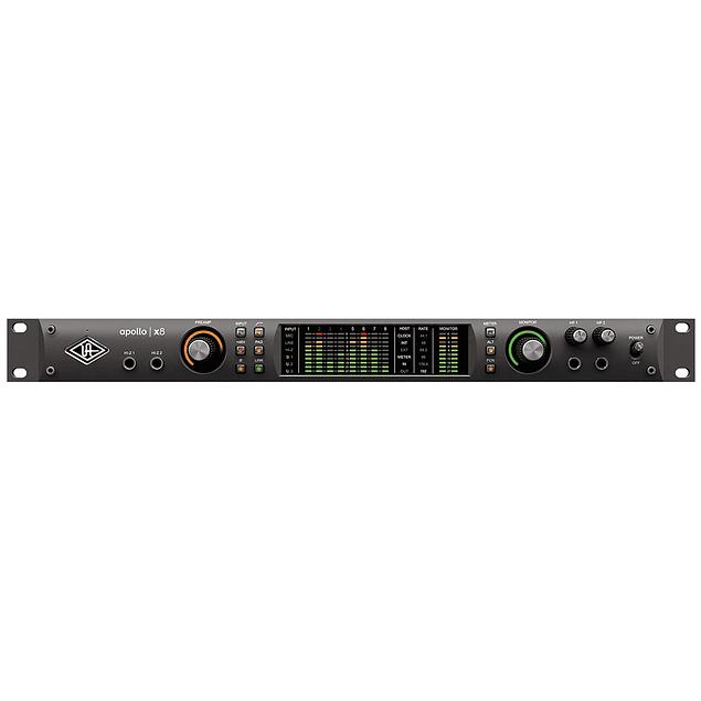 UNIVERSAL AUDIO APOLLO X8 THUNDERBOLT Interfaz De Audio
