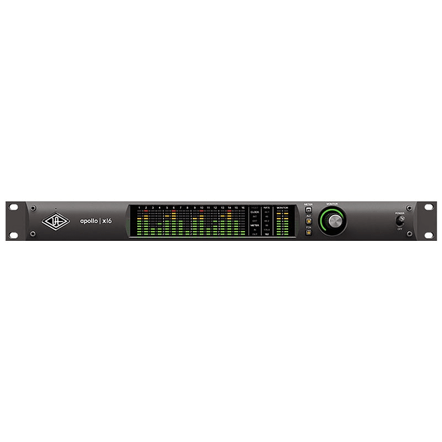 UNIVERSAL AUDIO APOLLO X16 Interfaz De Audio Thunderbolt
