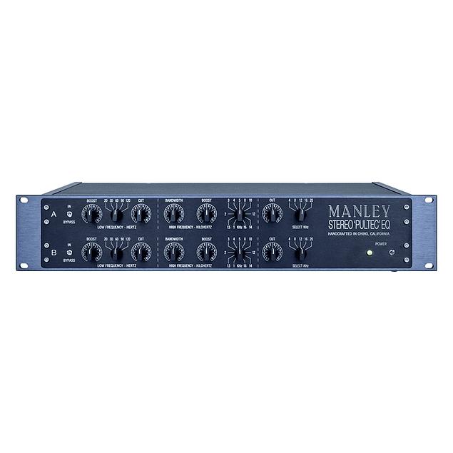 MANLEY ENHANCED PULTEC Stereo Ecualizador