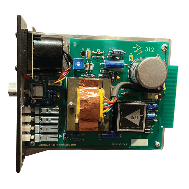 API 312 Preamplificador De Micrófono Discreto
