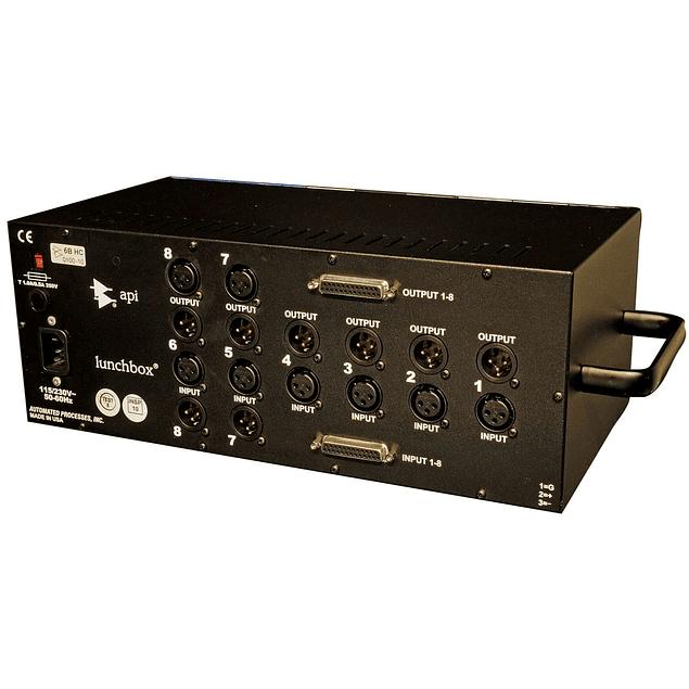 API 500 8B LUNCHBOX 8 Módulos