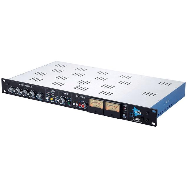 API 2500 + COMPRESOR ESTÉREO Compresor