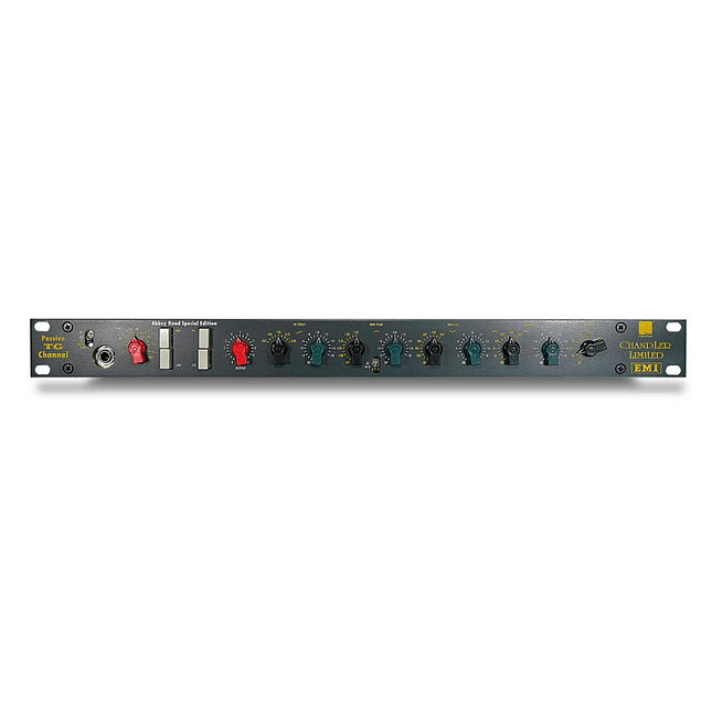 CHANDLER LIMITED TG CHANNEL MKII Preamplificador