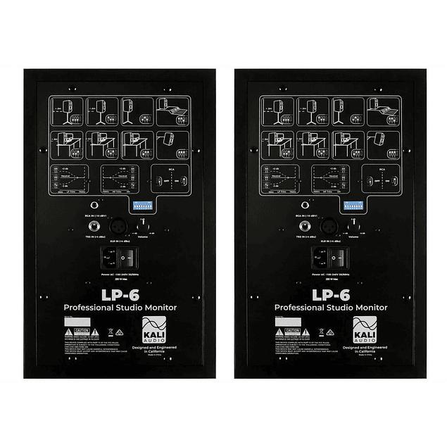 Kali Audio Project LP 6 6.5 (Par)