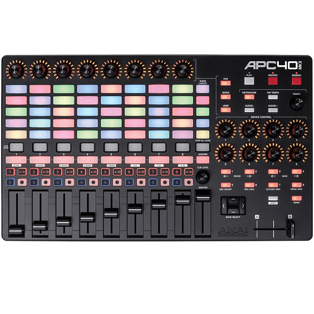 AKAI PROFESSIONAL APC40 MKII Controlador Midi