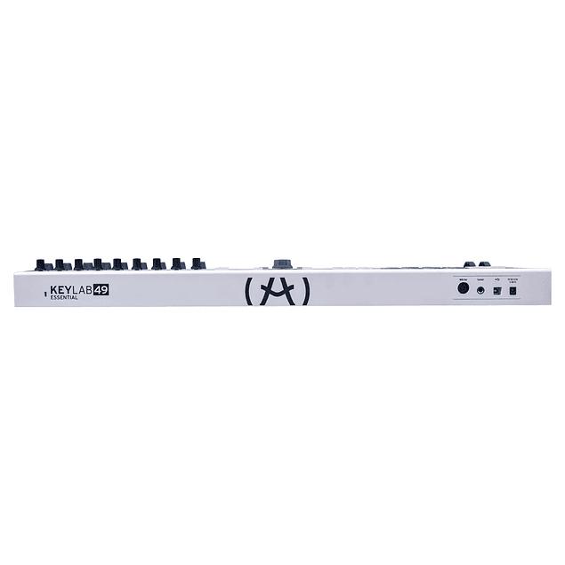 ARTURIA KEYLAB 49 ESSENTIAL Controlador Midi
