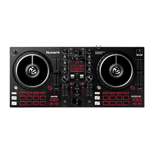 NUMARK Mixtrack Pro FX Controlador Serato DJ