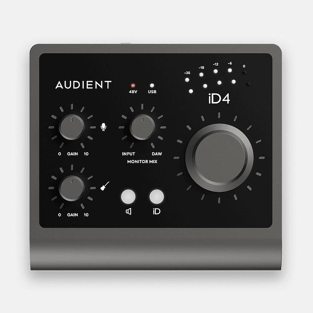 AUDIENT ID4 MK2 Interfaz De Audio