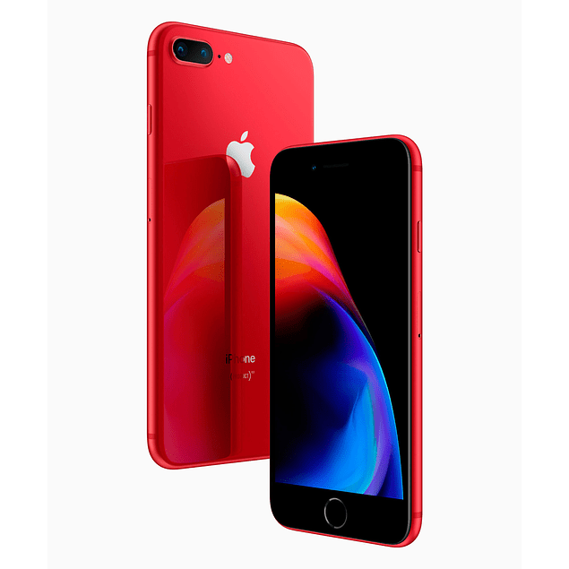 Apple Iphone 8 64gb Rojo