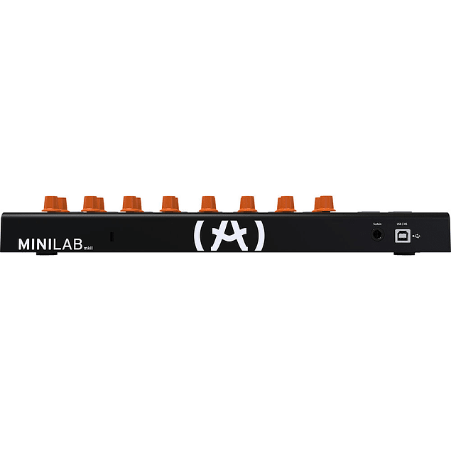Arturia Minilab MKII Orange Edition Sintetizador