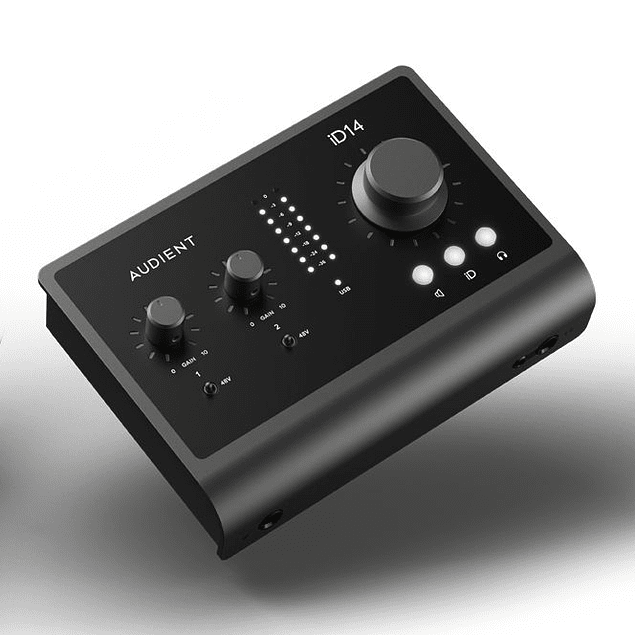 AUDIENT ID14 MK2 Interfaz De Audio