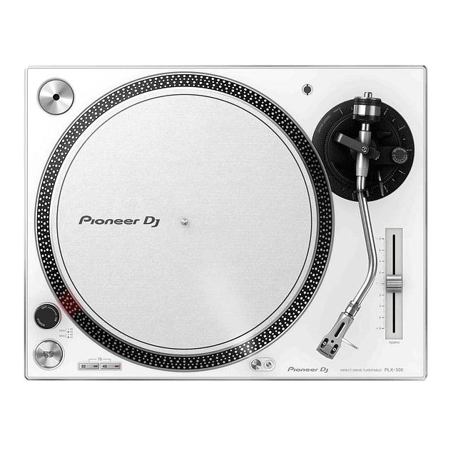 PIONEER PLX 500 W Tornamesa Para Dj (Unidad)