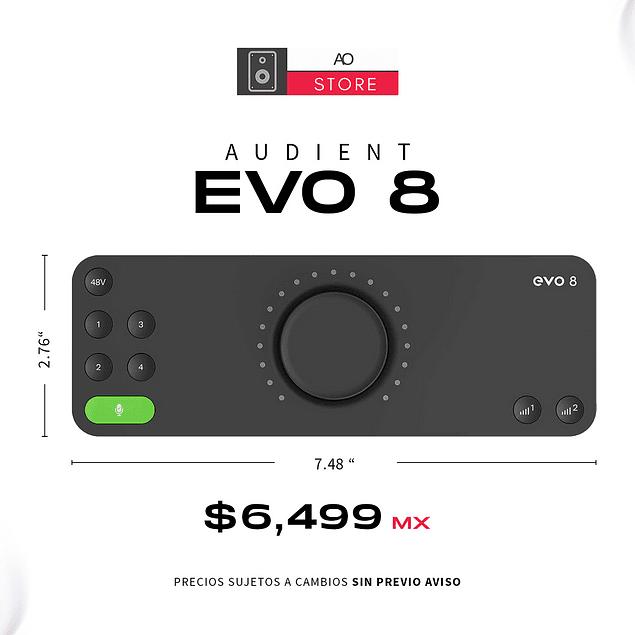 AUDIENT EVO 8 Interface De Audio