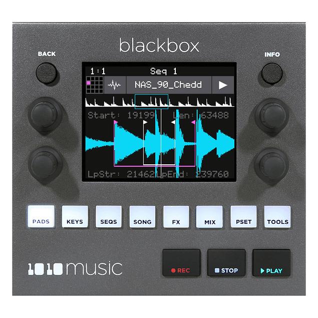 1010 MUSIC BLACKBOX Sampler