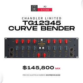 CHANDLER LIMITED TG12345 CURVE BENDER Ecualizador