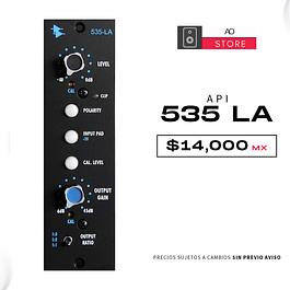 API 535 LA Amplificador De Línea
