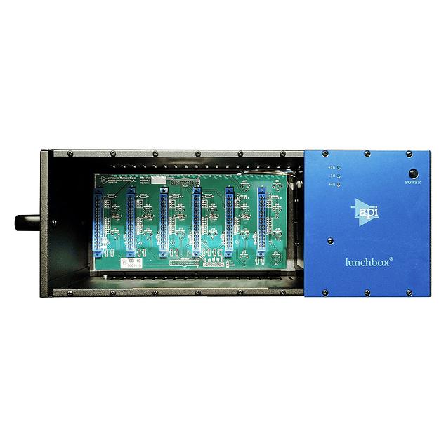 API LUNCHBOX 500 6B Preamplificador