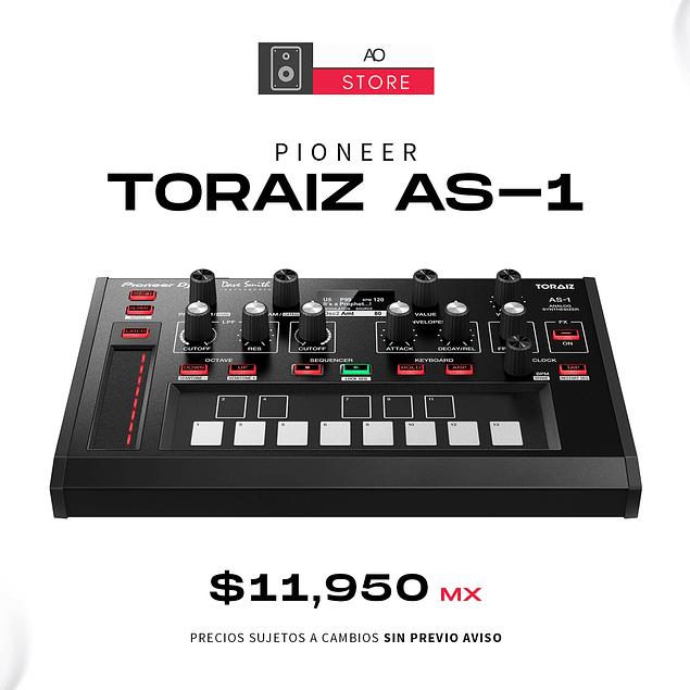 PIONEER DJ TORAIZ AS 1 Sintetizador