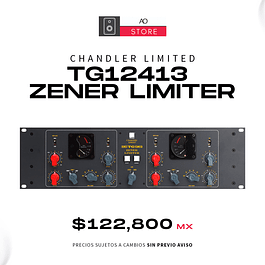 CHANDLER LIMITED TG12413 ZENER Limitador
