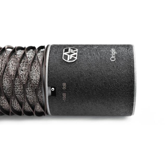 ASTON MICROPHONES ORIGIN BLACK BUNDLE Micrófono De Condensador