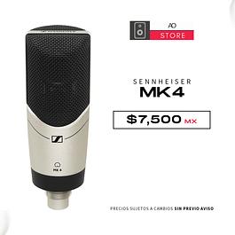 SENNHEISER MK4 DIGITAL Micrófono Digital