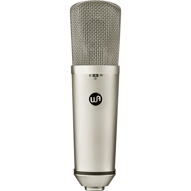 WARM AUDIO WA 87 Micrófono De Condensador