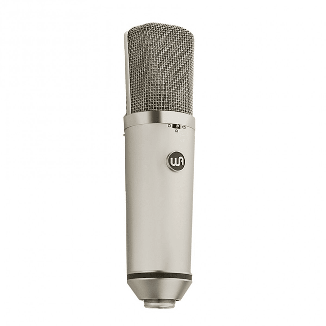 WARM AUDIO WA 67 Micrófono De Tubo