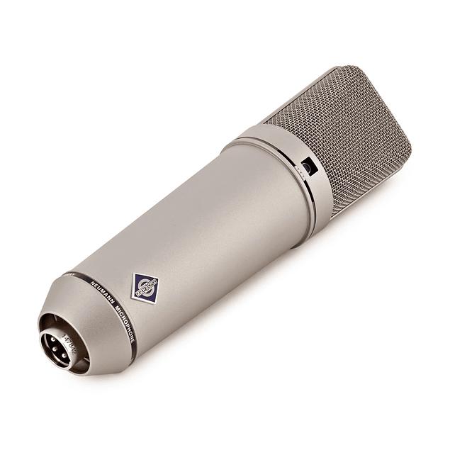 NEUMANN U87 AI Micrófono Multipatrón