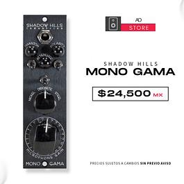 SHADOW HILLS INDUSTRIES MONO GAMA Amplificador