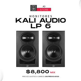 KALI AUDIO PROJECT LP 6 6.5 (Par) Monitores de Audio