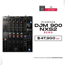 PIONEER DJM 900 NXS2 Mezcladora Para Dj (Producto Usado En Demostración De Pioneer)