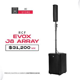RCF EVOX J8 Sistema De Audio En Torre
