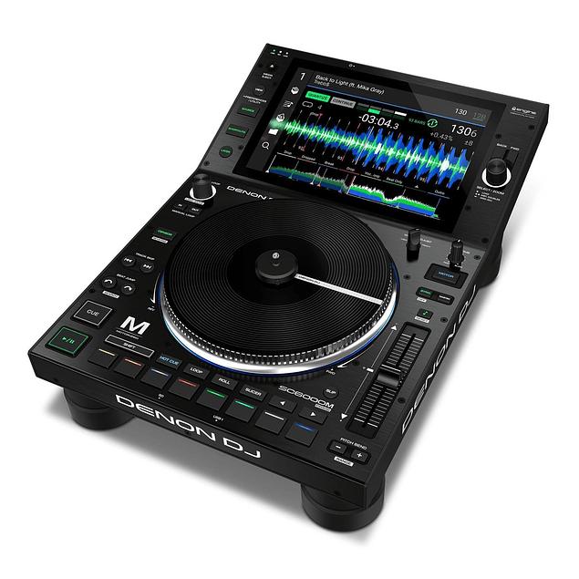 DENON DJ SC6000 M PRIME Reproductor Para Dj