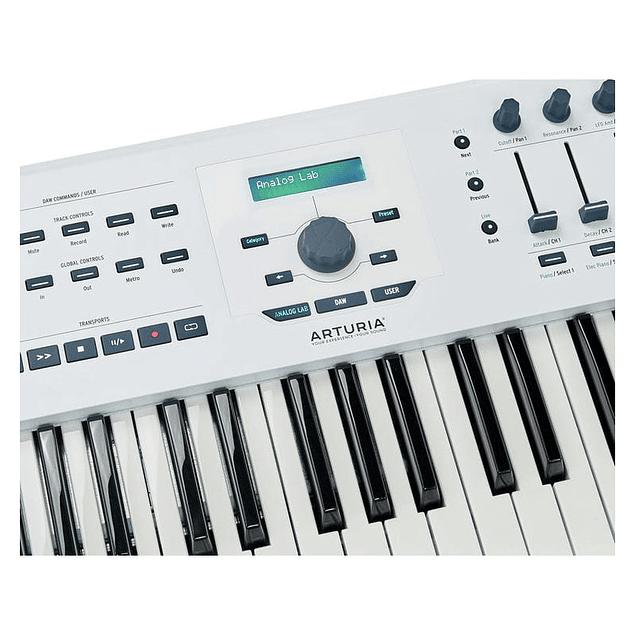 ARTURIA KEYLAB 61 MKII Controlador MIDI