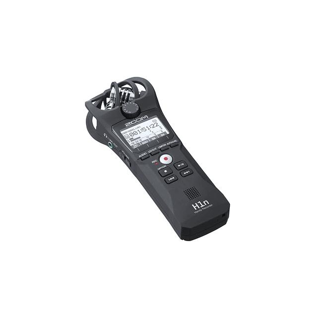 Grabadora Digital Zoom H1n (Open Box)