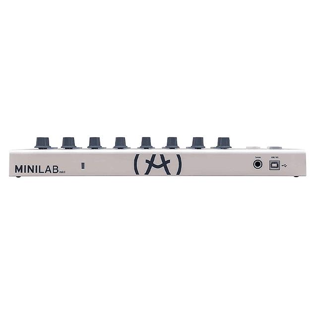 ARTURIA MINILAB MKII Controlador Midi De 25 Teclas