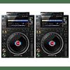 PIONEER CDJ 3000 (BLACK) + DJM V10 LF Cabina Completa