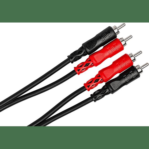 Cable RCA Individual 1.8 Metros