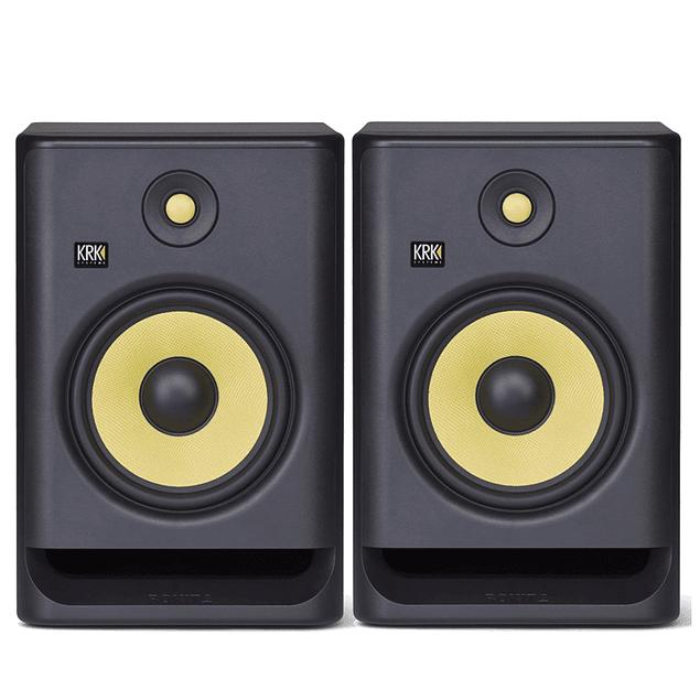 KRK ROKIT RP8 G4 Monitores De Estudio (El Par)