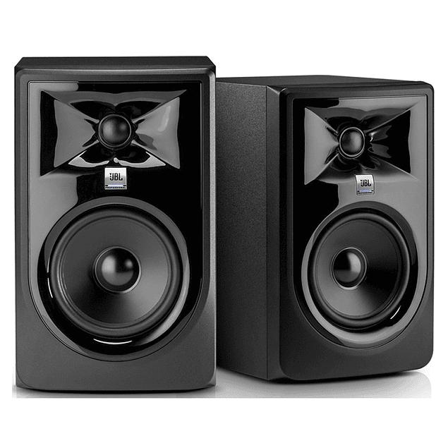 JBL 308P MKII Monitores De Estudio (El Par)