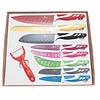 Set de cuchillos de 9 piezas