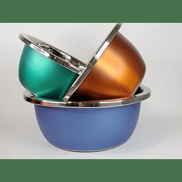 Set de Bowls de colores