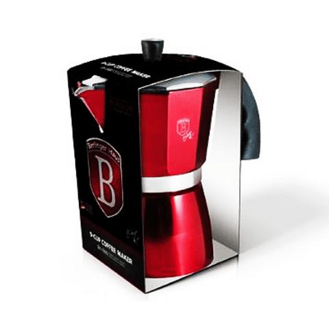 Cafetera  con capacidad de 9 tazas