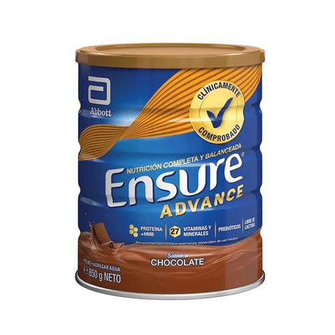 Ensure Advance Chocolate 850 grs