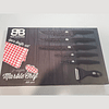 Set 6 cuchillos B&B