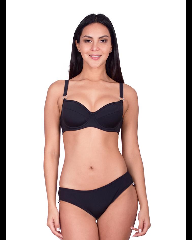 Sostén Bikini Amaya Negro