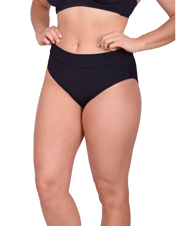 Calzón Bikini Sloggi Negro